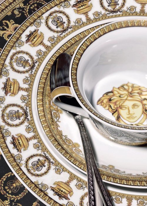Versace I ❤ Baroque - Plate 33 cm