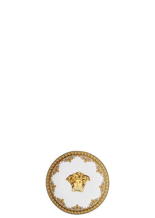 Versace I ❤ Baroque Bianco -  Plate 10 cm