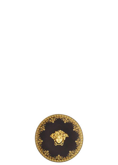 Versace I ❤ Baroque Nero  - Plate 10 cm