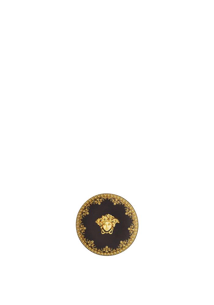 Versace - I ❤ Baroque Nero  - Plate 10 cm