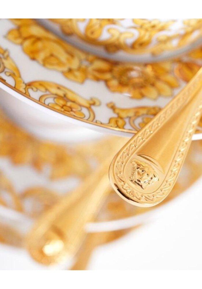 Versace - Medusa gilded - Tafellepel