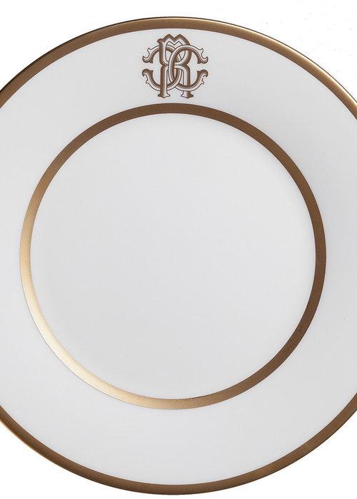 Roberto Cavalli  Silk Gold - Plate 27 cm