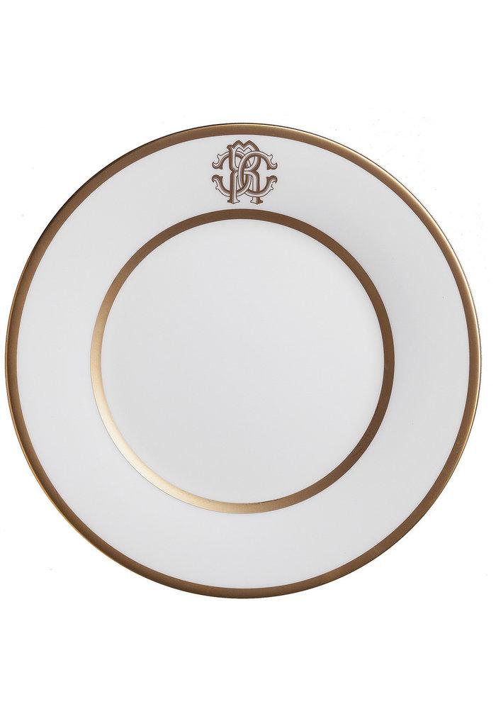 Roberto Cavalli - Silk Gold - Plate 27 cm