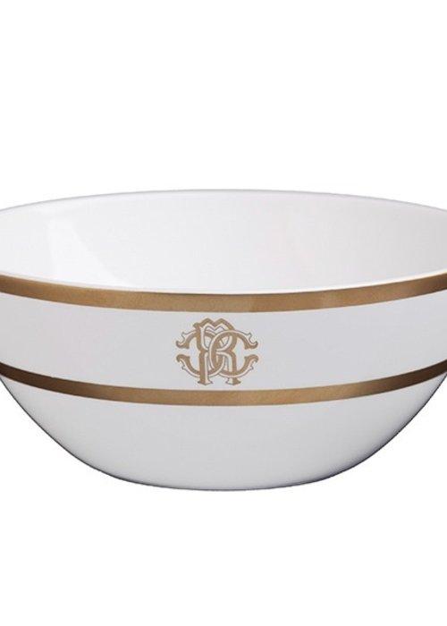 Roberto Cavalli  Silk Gold - Soup Bowl