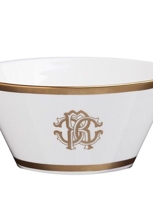 Roberto Cavalli  Silk Gold - Fruit Bowl
