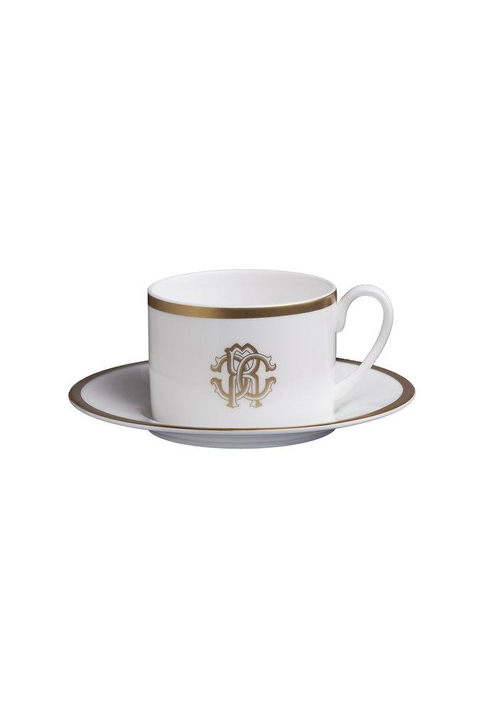 Silk Gold - Tea cup