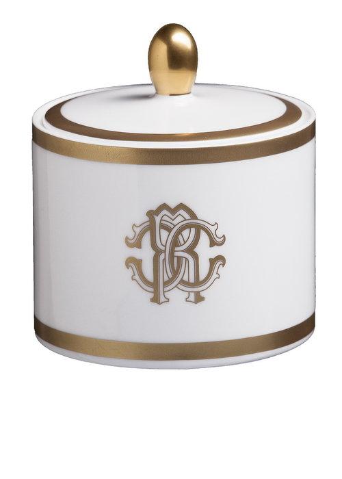 Roberto Cavalli  Silk Gold - Suikerpot