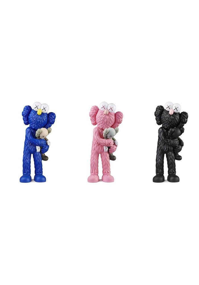 KAWS - TAKE OPEN EDITION - BLUE