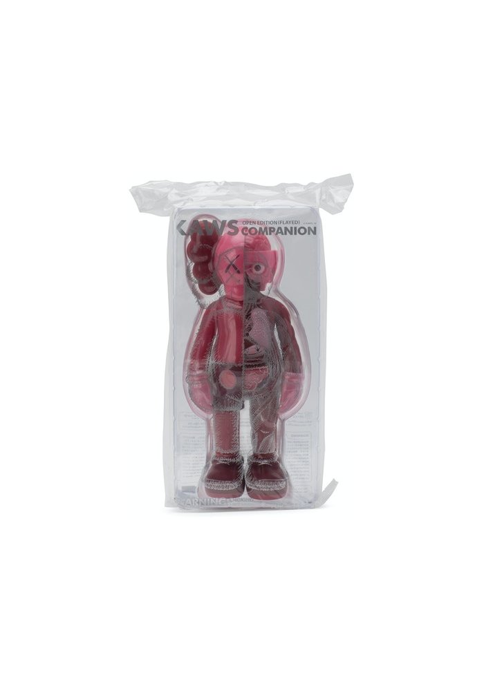 KAWS - FLARED OPEN EDITION - RED