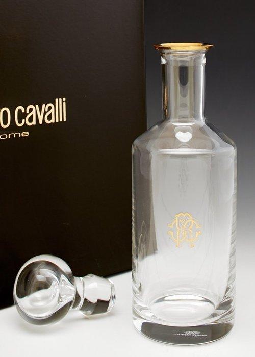 Roberto Cavalli  Monogramma Gold - Carafe
