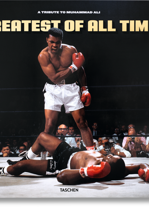 PRE-ORDER Book - Greatest of All Time. A Tribute to Muhammad Ali