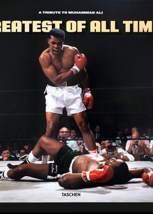 ✩ PRE-ORDER Book - The Goat - Muhammad Ali