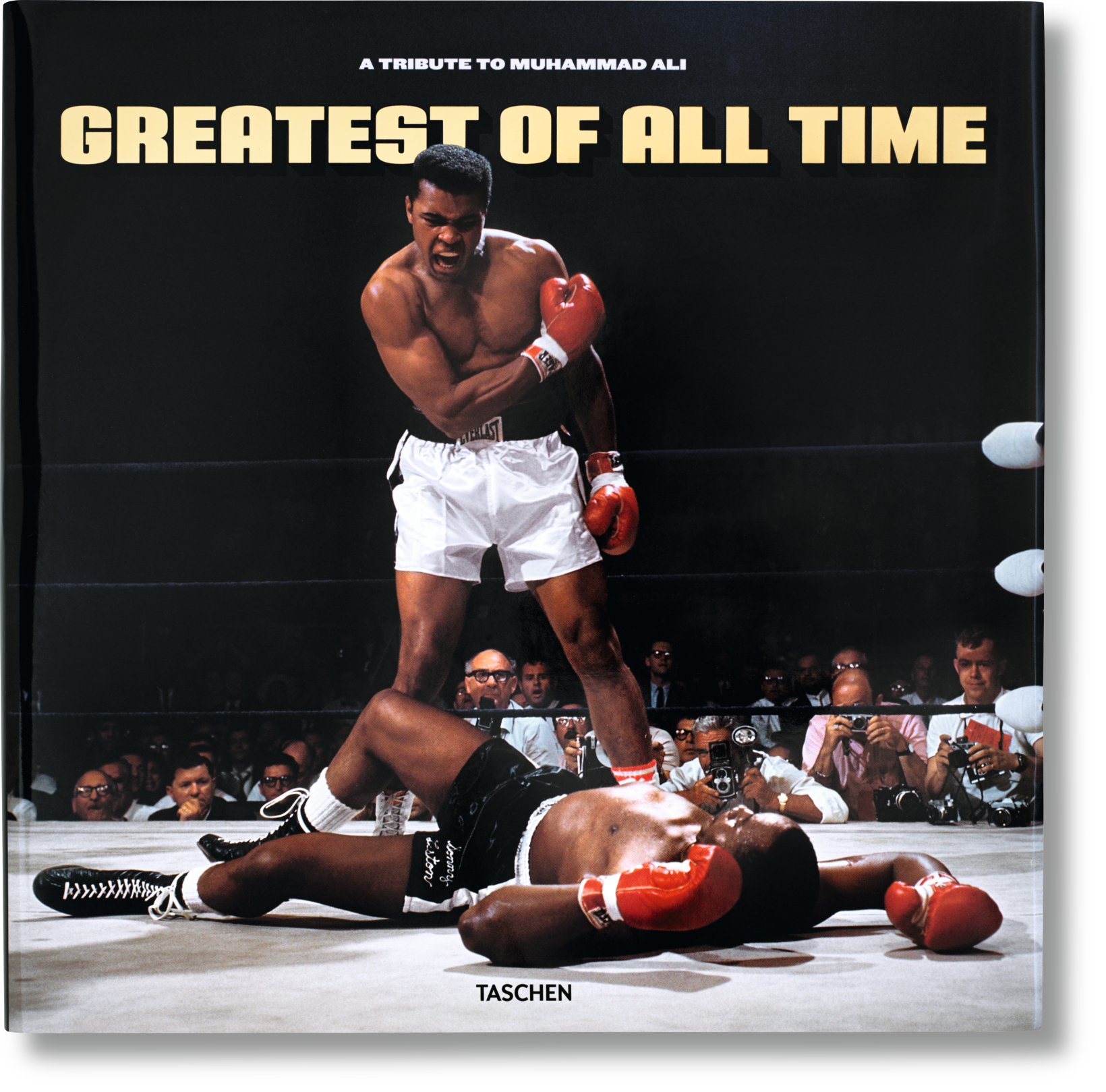 AROWONEN - Greatest of All Time. A Tribute to Muhammad Ali