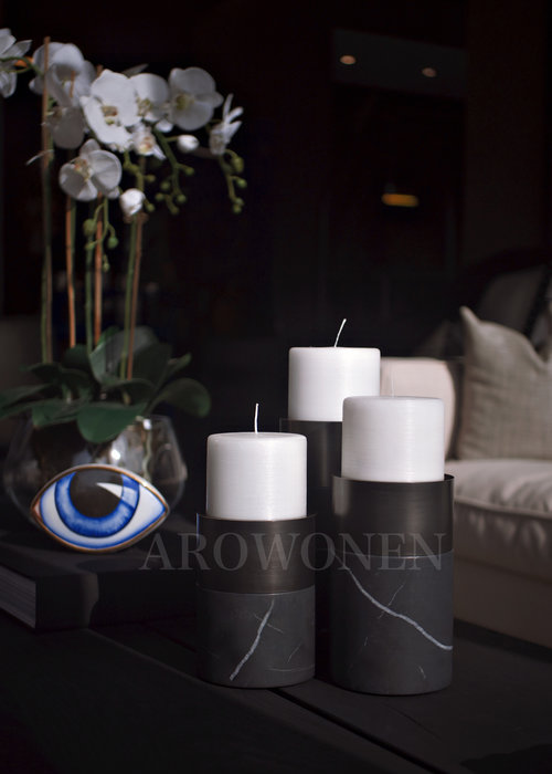 Candle holder - Lost in the night - Set of 3