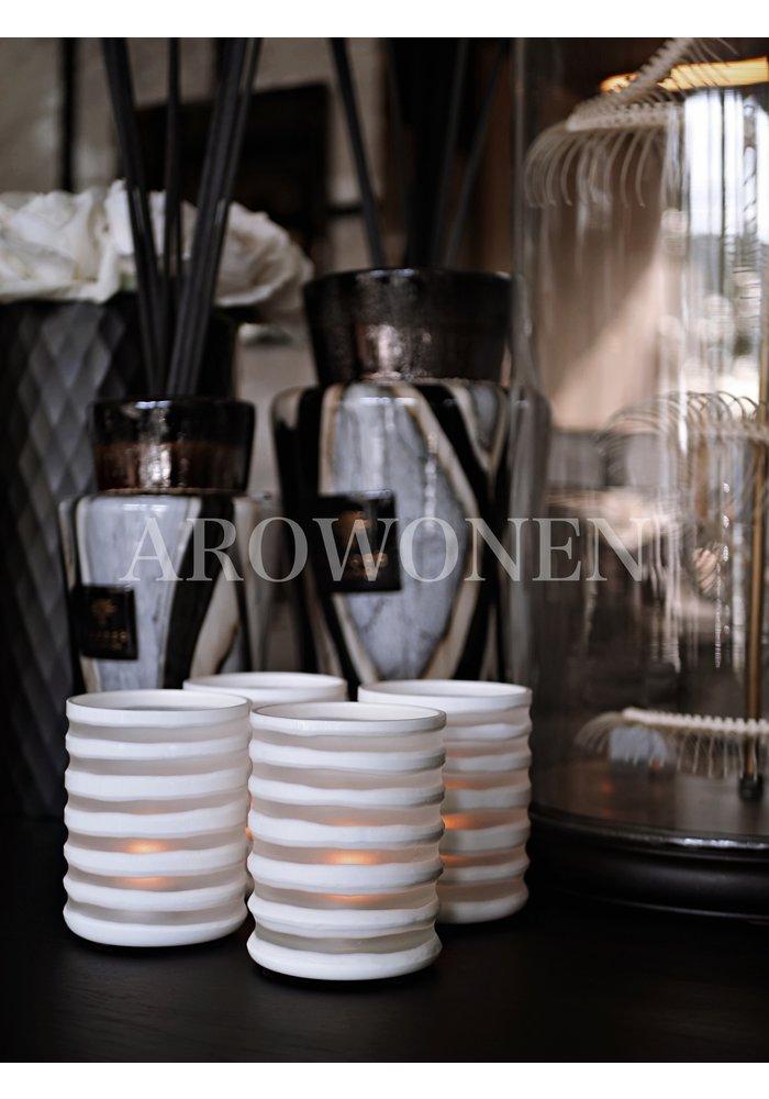 Tealight Holder - Bueno - White Bueno
