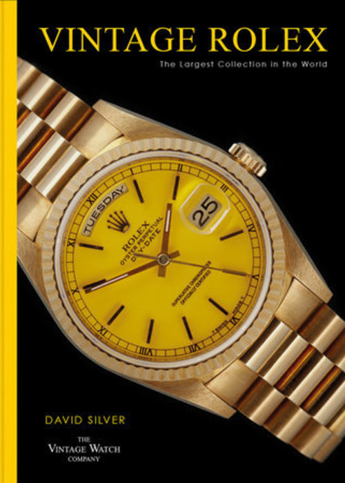 Boek - Vintage Rolex: Deluxe Edition