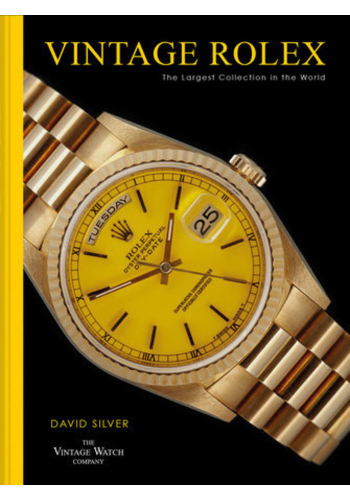 Book - Vintage Rolex: Deluxe Edition