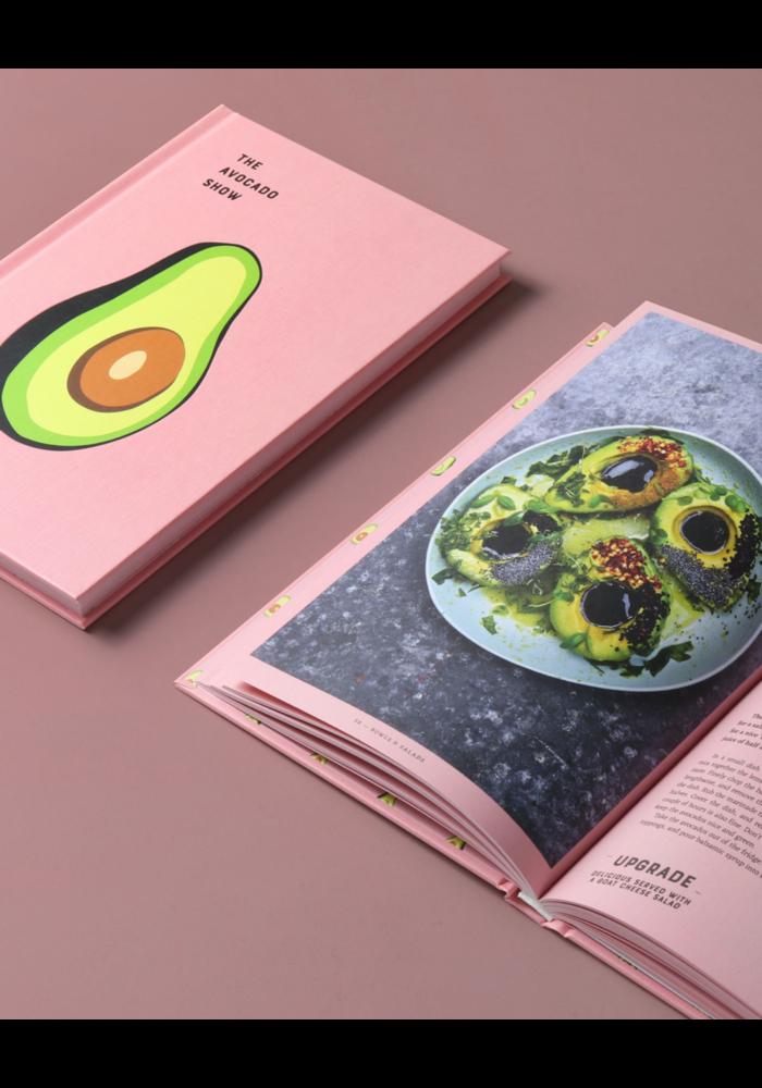 Boek - The Avocado book