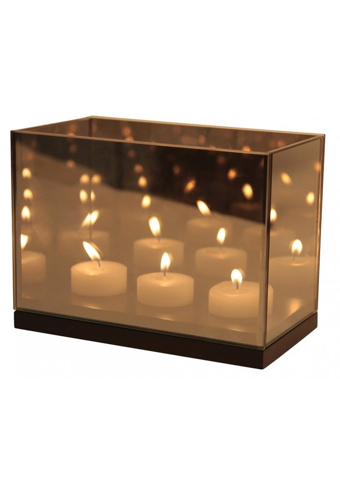 Infinity - 3 Tealight Holder