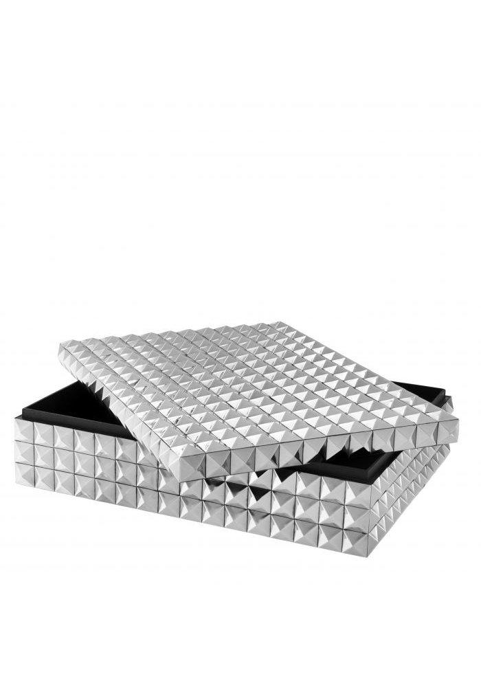 Box - Zilver Studs L