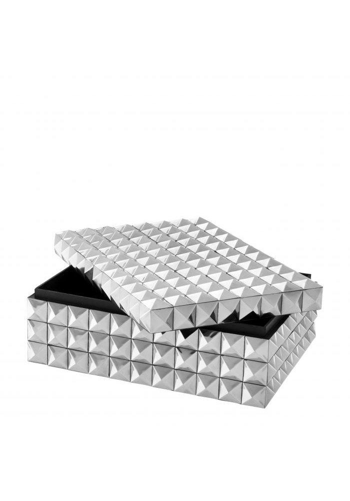 Box - Zilver Studs M