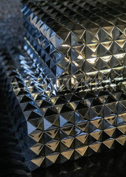 Eichholtz Box - Zilver Studs M