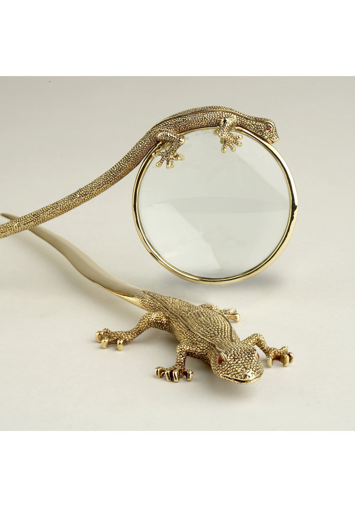 Leggo my Gecko - Vergroot glas
