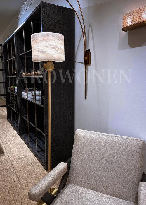 Floor lamp  - Marble atmosphere