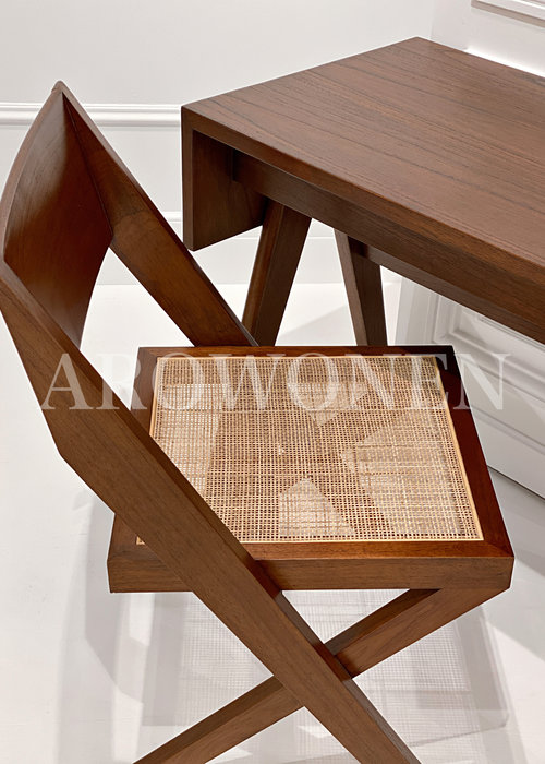 PRE-ORDER - Dining chair - Cora Brown