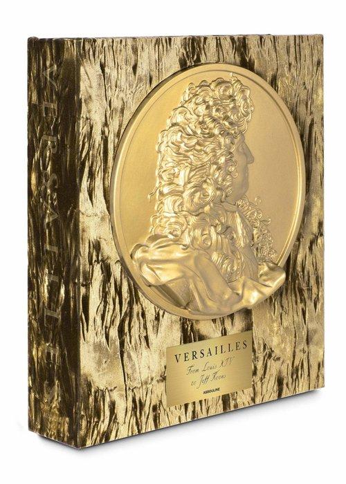 ✩ Boek - Versailles - From Louis XIV to Jeff Koons