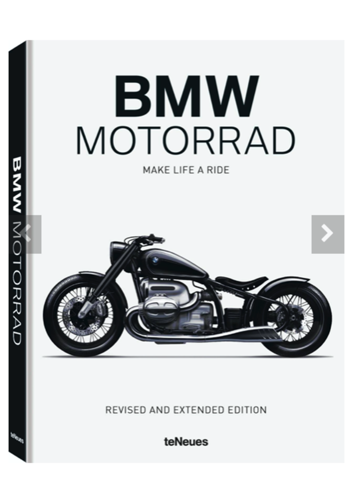 Book - BMW Motorrad Make Life a Ride Revised and Extended Edition