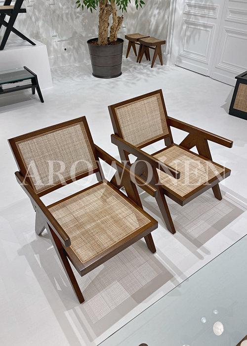 Chair - Archer - Brown