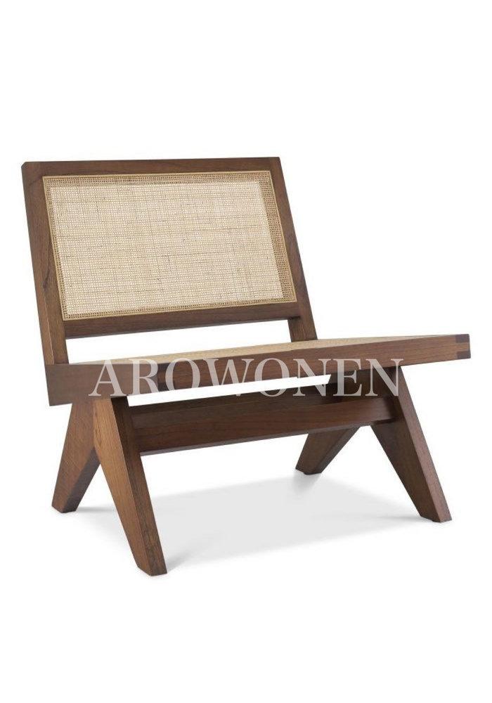 MINIMALISM COLLECTION -  Chair - Wyatt - Brown