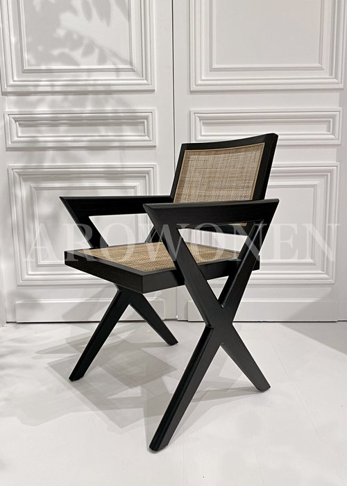 Dining chair  - Vivian - Black