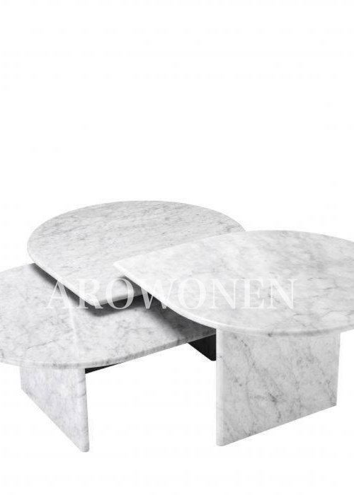 PRE-ORDER - Table de salon - Giorgo set de 3