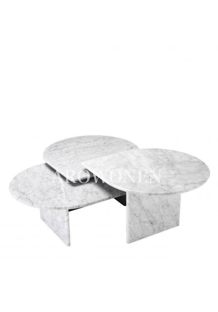 Coffee Table - Giorgo set van 3