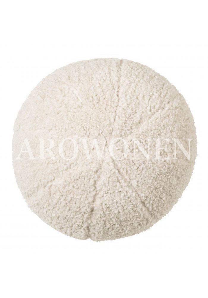PRE - ORDER - Sierkussen - Cookie Cream - L