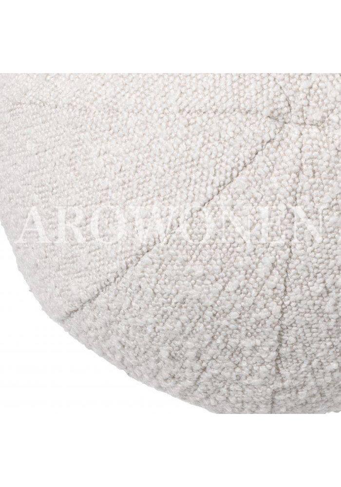 PRE-ORDER - Decorative cushion - Cookie White - S