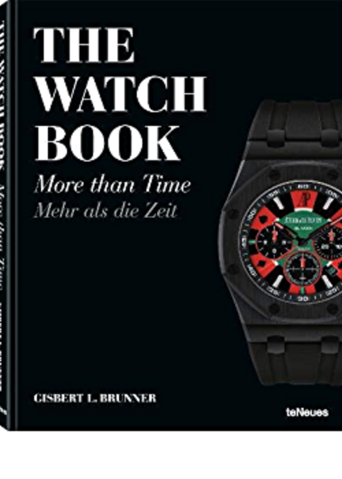 The Watch Book, More than Time