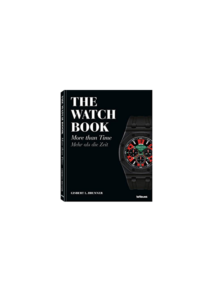 The Watch Book, More than Time | Gisbert L. Brunner