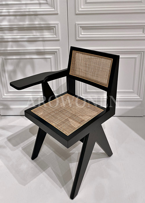 Chaise - Elenora  - Black