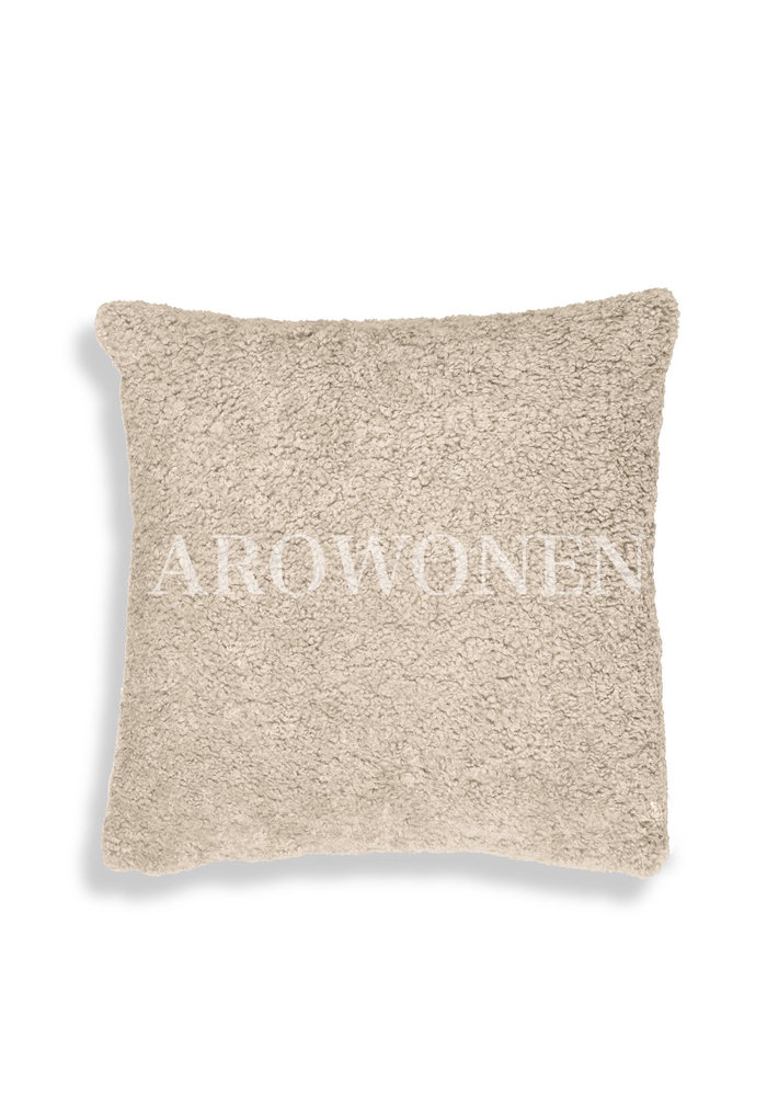 PRE-ORDER -Decorative cushion  - Coco Hazelnoot -L