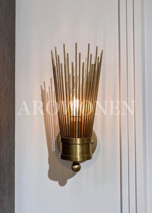PRE-ORDER  Wandlamp -  Kroon