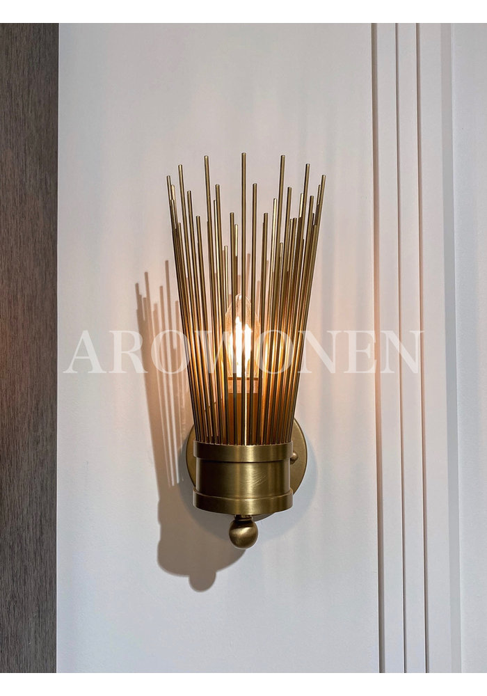Wall Lamp - Crown