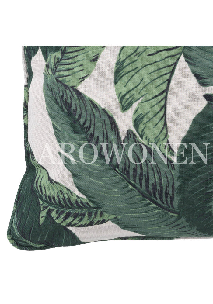 Decorative cushion  - Leaf me - S