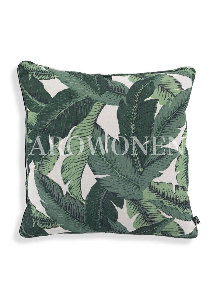 Decorative cushion  - Leaf me - L