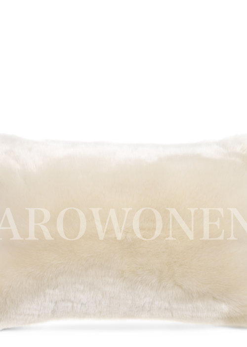 PRE-ORDER - Decorative cushion - Fluffles daisy