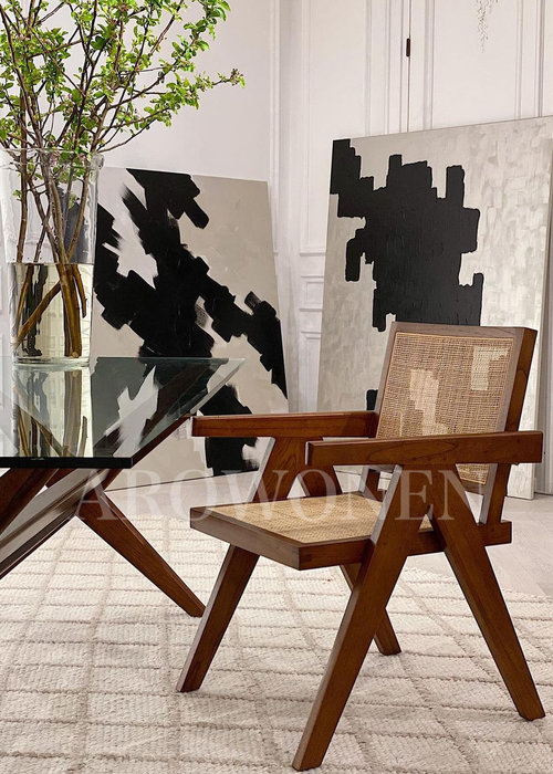 PRE ORDER - Dining chair  - Victoria Brown