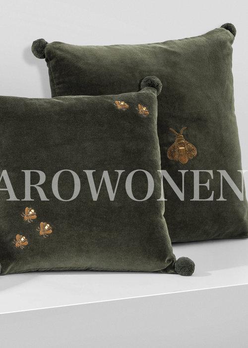 Cushion - olive Beesy