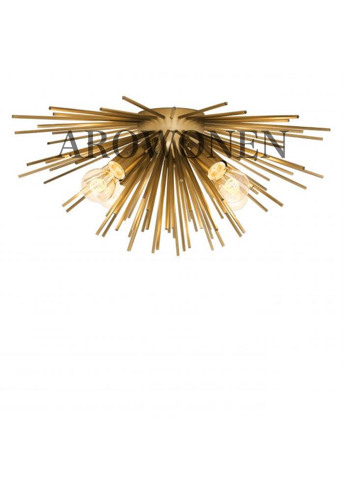 Ceiling lamp - Golden Hedgehog
